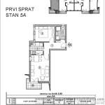 Katalog stanova- Gorvil2 stan 40 m2