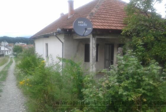 kuća strana